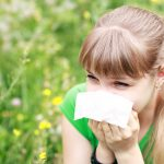allergy seaon and nutrition response testing